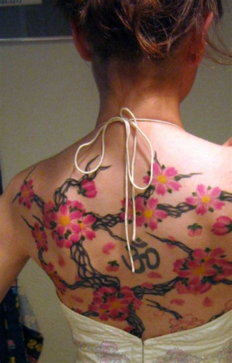perfection tattoos back tattoo for women
