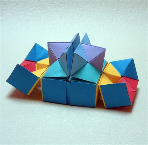 What Was Origami Used For - origami david brill