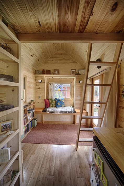 tiny house for 5 the sweet pea tiny house plans padtinyhouses com