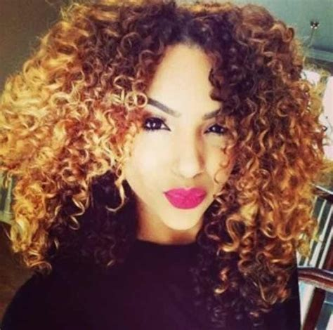 Curly Hairstyles Mixed Race | mixed curly hairstyles ideas for mixed chicks fave
