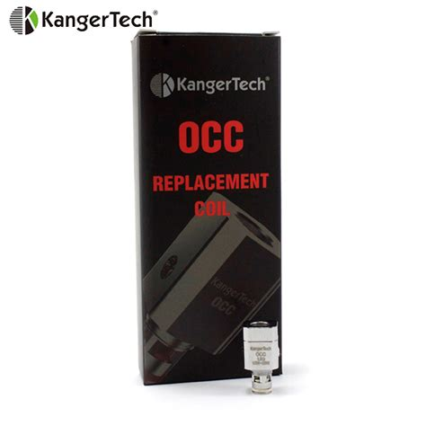 Coil Plus Cotton replacement occ organic cotton coil coil for kanger