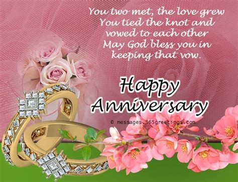 Anniversary Messages for Friends   365greetings.com