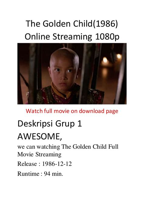streaming film action comedy the golden child 1986 online streaming 1080p film action