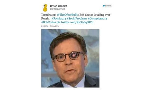 Bob Costas Meme - bob costas wtf is going on with his eyes they are worse