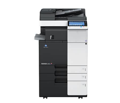 Mesin Fotocopy Minolta Bizhub 350 jual konica minolta bizhub c284e harga spesifikasi