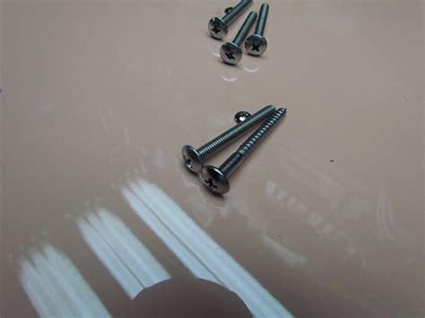 Threaded Inserts For Danelectro Dc 2 Neck Crawls Backward