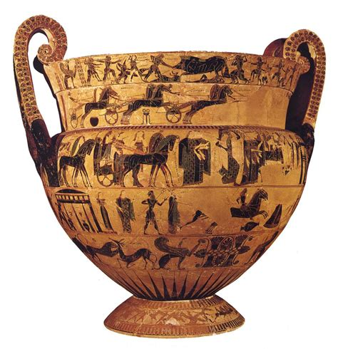 Ancient Vases Facts by Of Greeks Archaic Period History 101 With