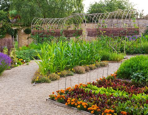 kitchen gardens design seed to feed me what is a potager