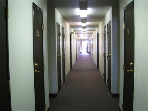 Apartment Hallway | b j enterprises inc