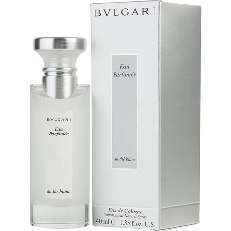Parfum Bvlgari White bvlgari au the blanc cologne fragrancenet 174