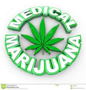 medical marijuana words and leaf icon stock photo