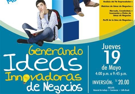 ideas innovadoras generando ideas innovadoras de negocios centro de