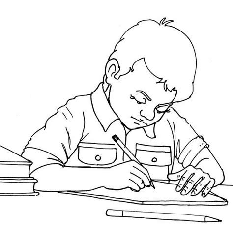 Homework Coloring Sheets by Best Homework Coloring Sheet For