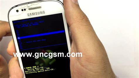 reset hard samsung galaxy s3 mini samsung gt i8190 s3 mini hard reset nasıl yapılır gncgsm