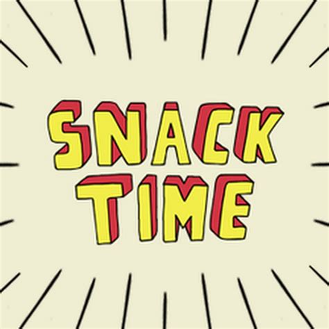 snack time youtube