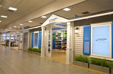 home technology store sears opens new retail showroom laid out like a high tech home