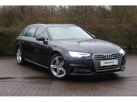 Audi A4 S Line Quattro For Sale by Audi A4 2 0 Tdi S Line Quattro For Sale Wroc Awski