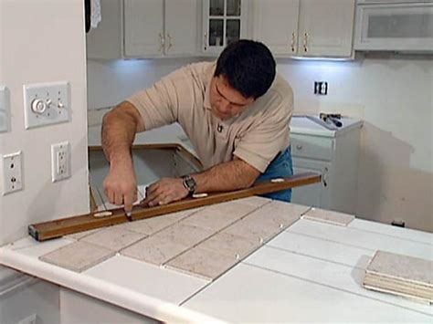 tile over laminate counter tops what an inexpensive way tiling over laminate counters video diy