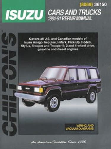 chilton car manuals free download 1993 isuzu stylus parental controls isuzu diesel engines repair manual limtiyi