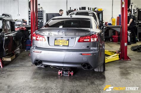 Lexus Isf Parts by This Lexus Is F Gets A Performance Boost From Ppe