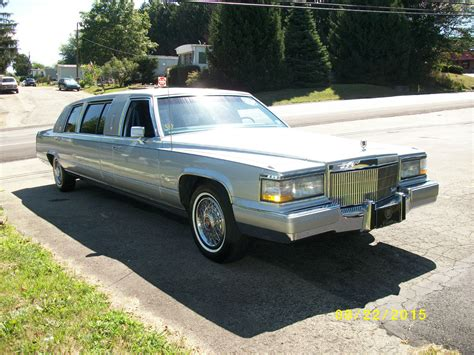 cadillac limo for sale cadillac brougham limo autos post