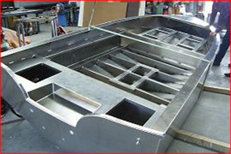 zelf boot bouwen aluminium tomasco