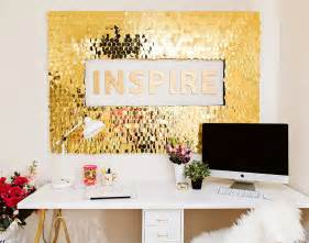 Wall Art diy sequins wall art