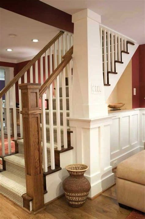we a half open basement staircase we could do something like this to the road