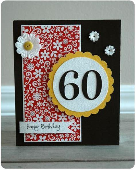 Handmade 60th Birthday Card Ideas - 12 best 60th birthday images on 60th birthday