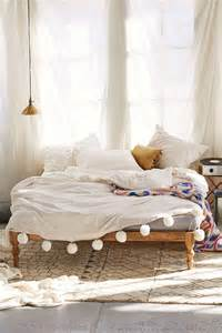 Platform Bed Bohemian The Style Files