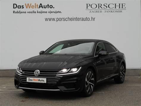 Volkswagen Arteon R 2020 by Vw Arteon Tdi Dsg R Line 2017 God