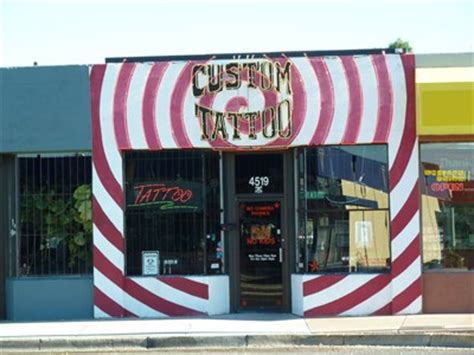 custom tattoo albuquerque new mexico tattoo shops