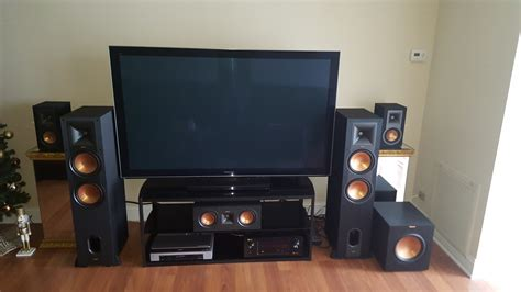Set Dolby 160t 30 donnshizzle s home theater gallery my home theater and collection 23 photos