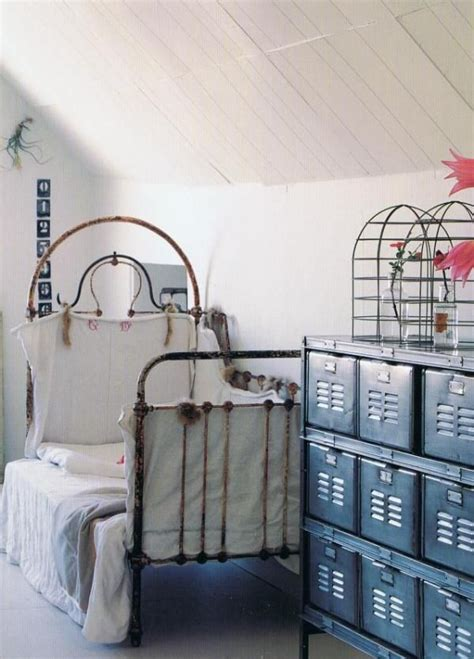 french industrial bedroom 17 best images about iron furniture on pinterest head