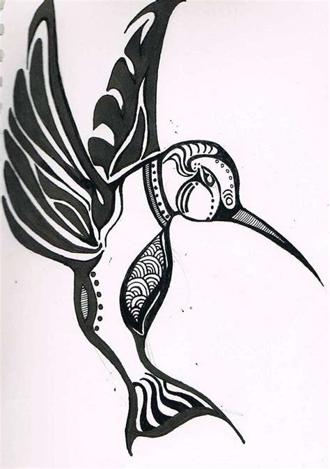 tribal bird tattoo meaning hummingbird tattoos designs ideas and meaning tattoos