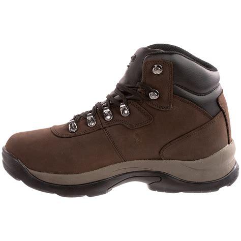 hi tec altitude iv waterproof hiking boot mens hi tec altitude iv hiking boots for 9261j save 42
