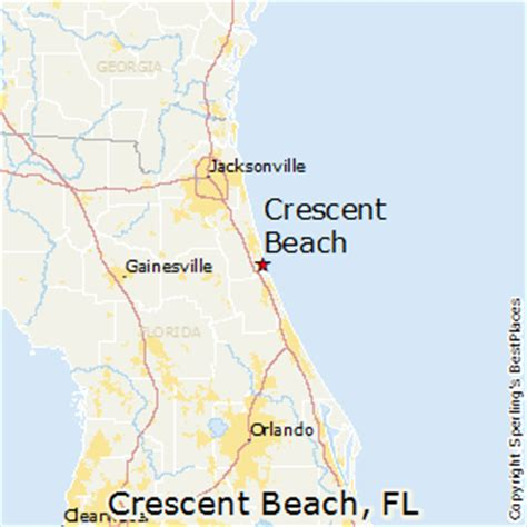 crescent florida map best places to live in crescent florida
