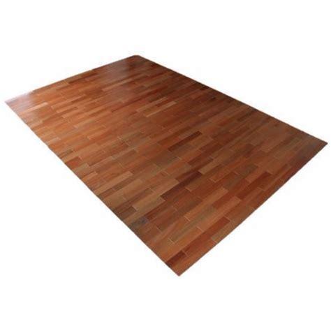 Karpet Kayu Jual Karpet Kayu Wood Carpet Meranti Polos 140cm X 200cm Borneo