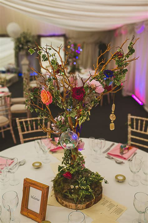 colourful midsummer nights dream party wedding
