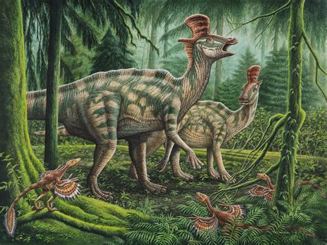 painting dinosaurs new dinosaur paintings by phil wilson cliff knecht