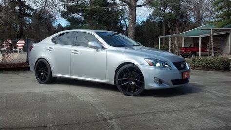 custom lexus is 350 lexus is 350 custom wheels niche targa 19x8 5 et 35
