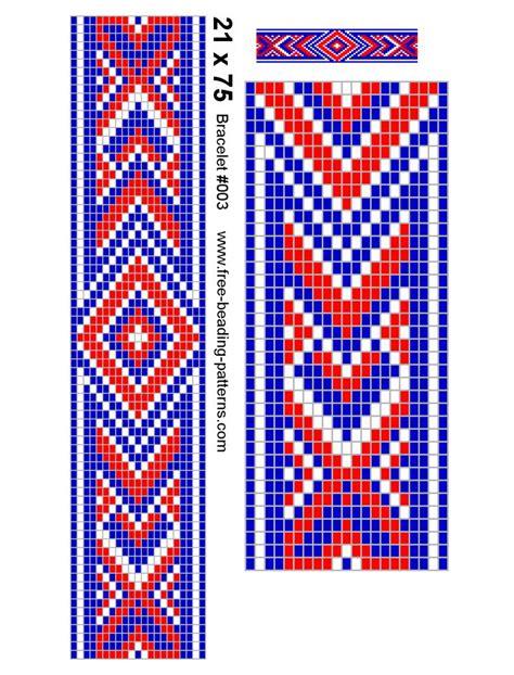 cool beading patterns cool beading loom patterns seed bead loom bracelet 003