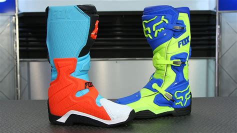 Sepatu Boots Safety New Edition fox racing comp 8 boots motorcycle superstore