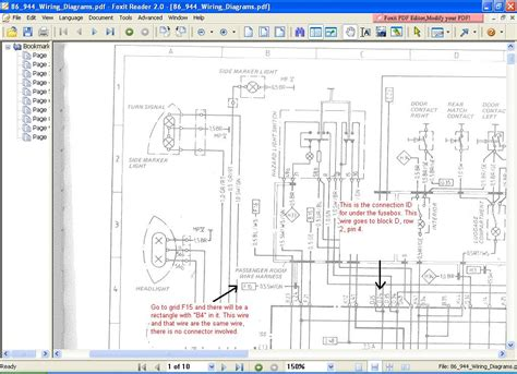 how to read wiring diagrams no start post 42 rennlist