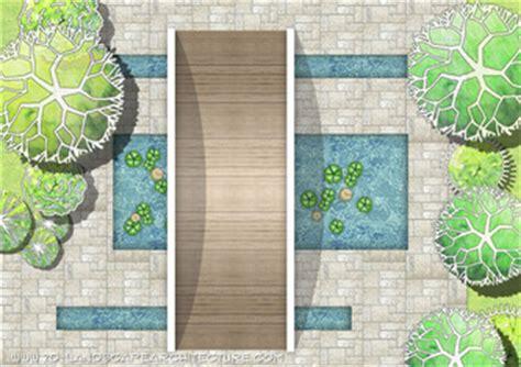 creating garden plans  hand drawing landscape symbols