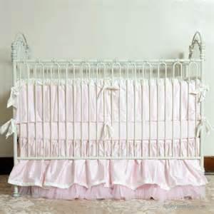 bratt decor venetian iron crib in antique white