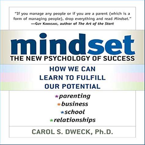 mindset the new psychology of success mindset the new psychology of success