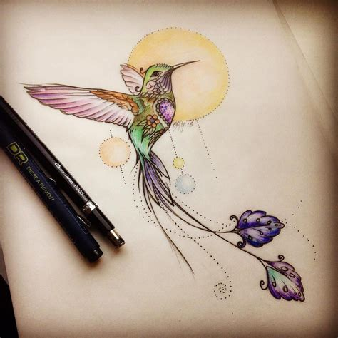 tattoo meaning in different cultures hummingbird tattoos mostly represent overcoming a