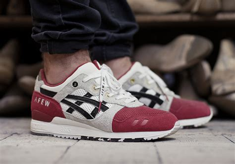 Asics Gel Lyte Iii Koi Afew an on foot look at the afew x asics gel lyte iii quot koi quot sneakernews