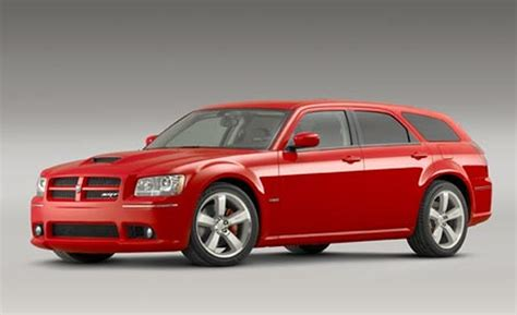 dodge magnum 2008 car and driver